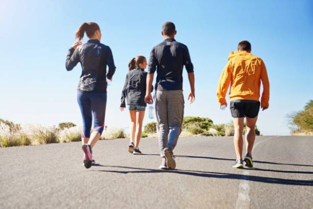 walking Workout to Boost Body