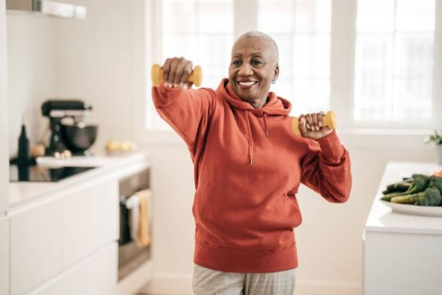 Best Exercise For Older Adults