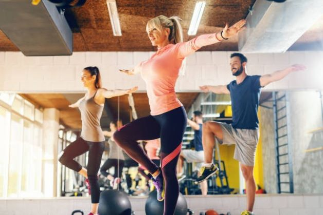 Stretcging Exercise to relieve Pain